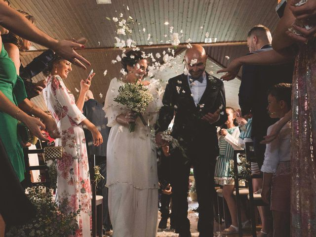 La boda de Andrés y Aurora en Ortiguera (Coaña), Asturias 26