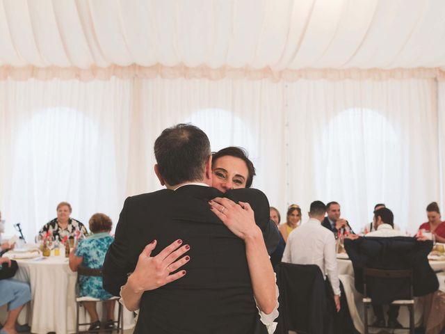 La boda de Andrés y Aurora en Ortiguera (Coaña), Asturias 35