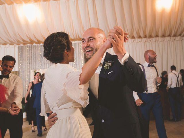 La boda de Andrés y Aurora en Ortiguera (Coaña), Asturias 42