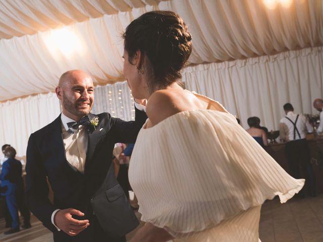 La boda de Andrés y Aurora en Ortiguera (Coaña), Asturias 43