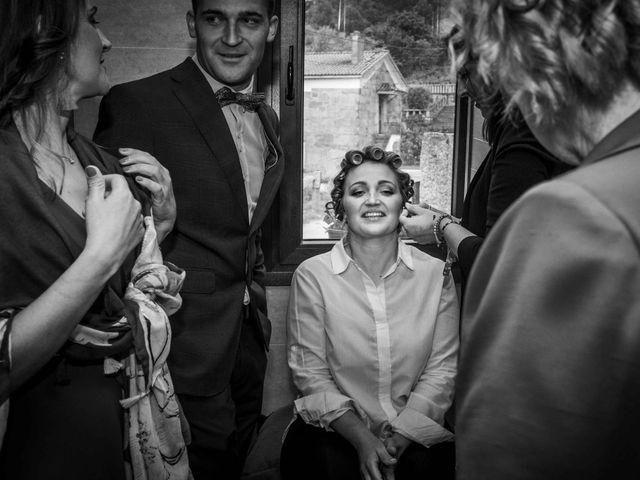 La boda de Ricardo y Silvia en Noalla (Sanxenxo), Pontevedra 9