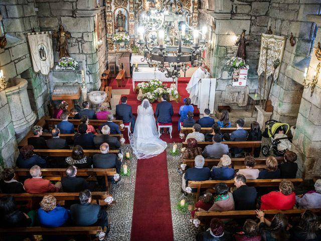 La boda de Ricardo y Silvia en Noalla (Sanxenxo), Pontevedra 28