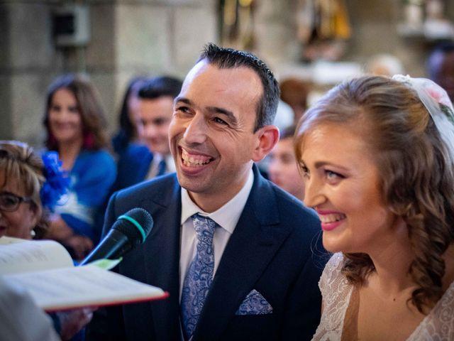 La boda de Ricardo y Silvia en Noalla (Sanxenxo), Pontevedra 24