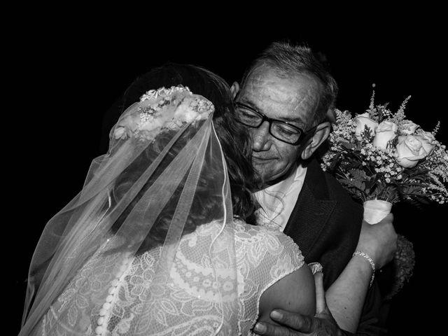 La boda de Ricardo y Silvia en Noalla (Sanxenxo), Pontevedra 34
