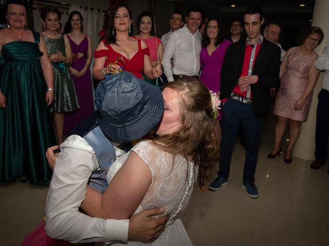 La boda de Ricardo y Silvia en Noalla (Sanxenxo), Pontevedra 58