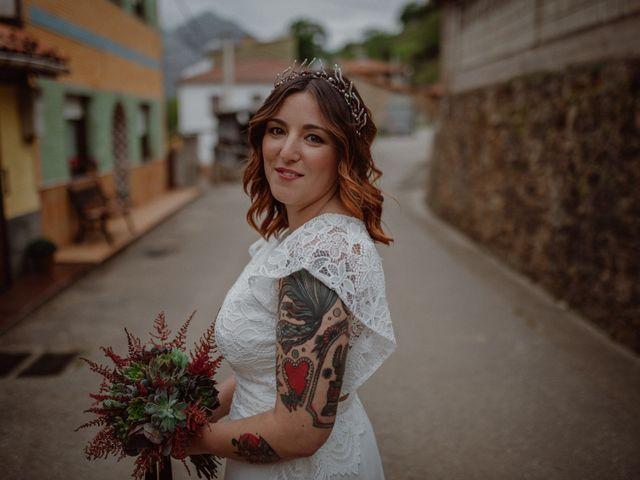 La boda de Pelayo y Sandra en Santa Ana De Abuli, Asturias 14