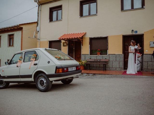 La boda de Pelayo y Sandra en Santa Ana De Abuli, Asturias 17