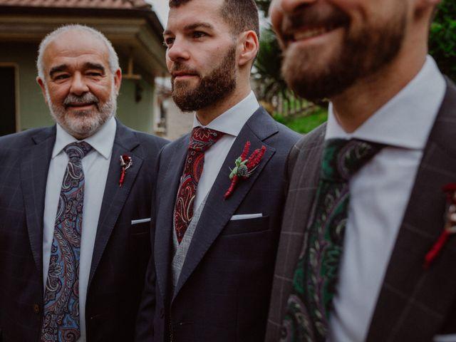 La boda de Pelayo y Sandra en Santa Ana De Abuli, Asturias 29
