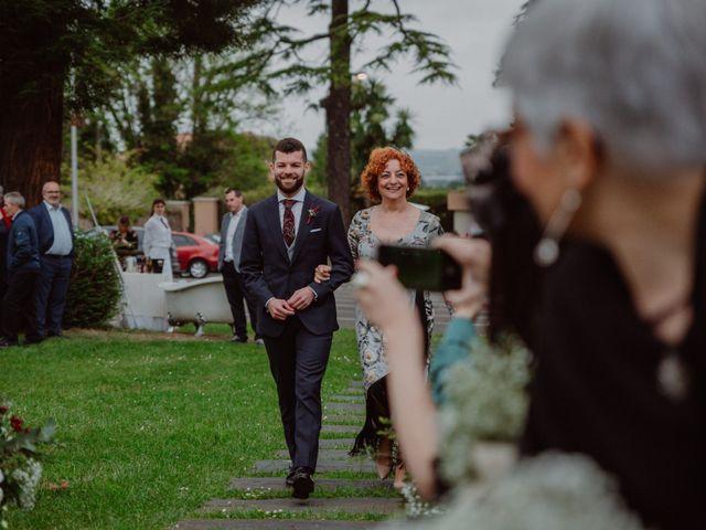 La boda de Pelayo y Sandra en Santa Ana De Abuli, Asturias 33