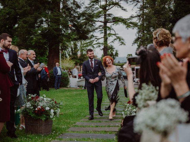 La boda de Pelayo y Sandra en Santa Ana De Abuli, Asturias 34