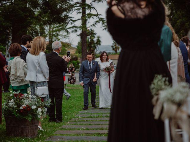 La boda de Pelayo y Sandra en Santa Ana De Abuli, Asturias 36