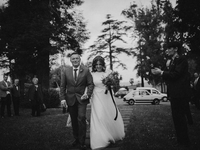 La boda de Pelayo y Sandra en Santa Ana De Abuli, Asturias 37