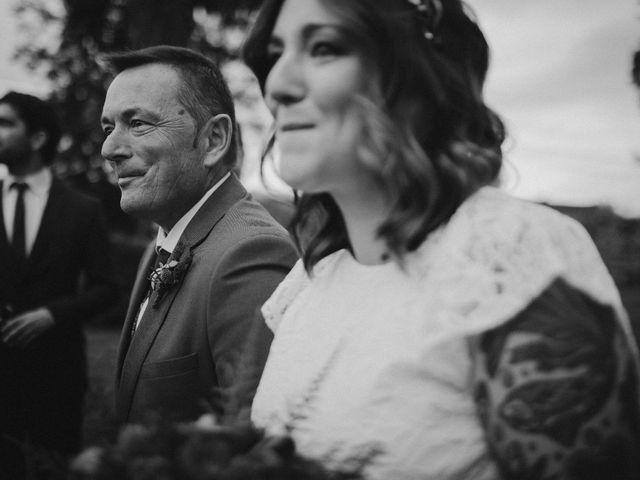 La boda de Pelayo y Sandra en Santa Ana De Abuli, Asturias 38