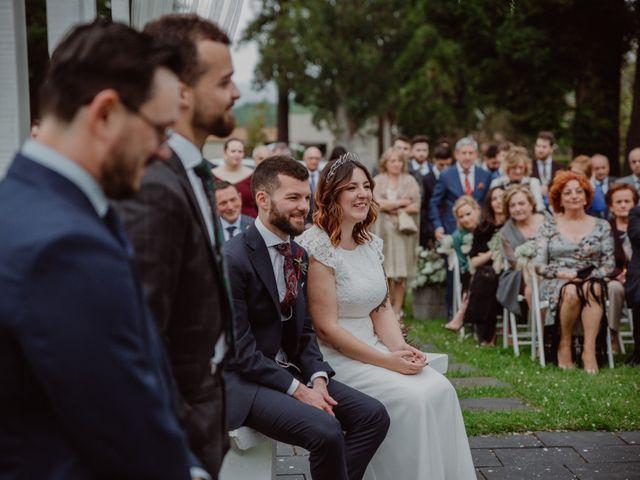 La boda de Pelayo y Sandra en Santa Ana De Abuli, Asturias 40