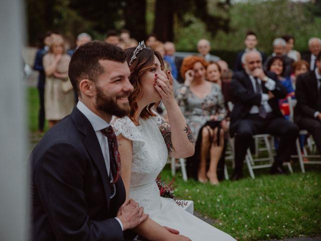 La boda de Pelayo y Sandra en Santa Ana De Abuli, Asturias 41