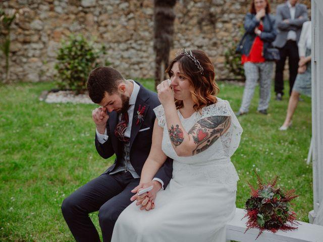 La boda de Pelayo y Sandra en Santa Ana De Abuli, Asturias 42