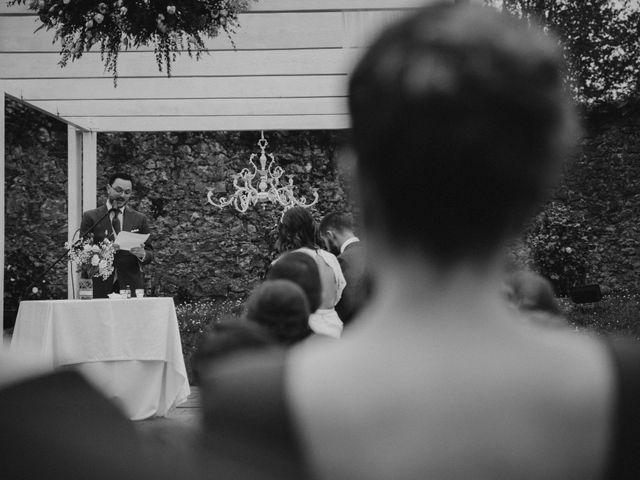 La boda de Pelayo y Sandra en Santa Ana De Abuli, Asturias 44