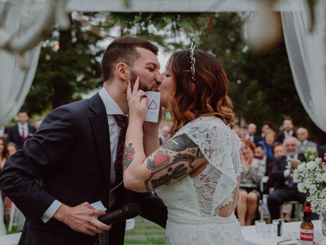 La boda de Sandra y Pelayo