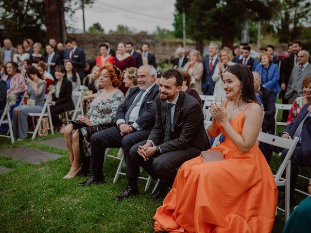 La boda de Pelayo y Sandra en Santa Ana De Abuli, Asturias 45