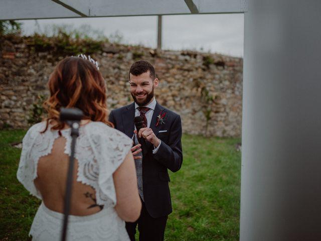 La boda de Pelayo y Sandra en Santa Ana De Abuli, Asturias 46