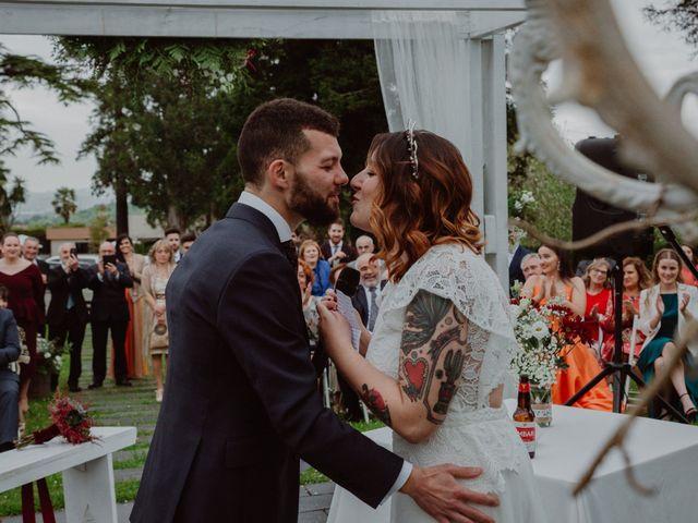 La boda de Pelayo y Sandra en Santa Ana De Abuli, Asturias 47