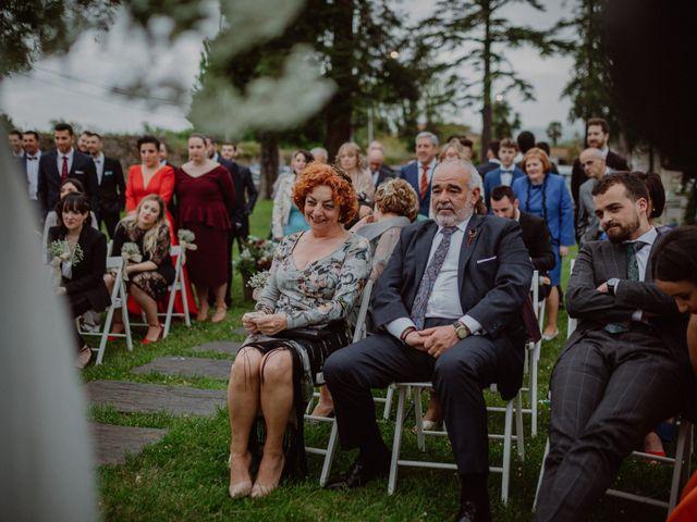 La boda de Pelayo y Sandra en Santa Ana De Abuli, Asturias 48
