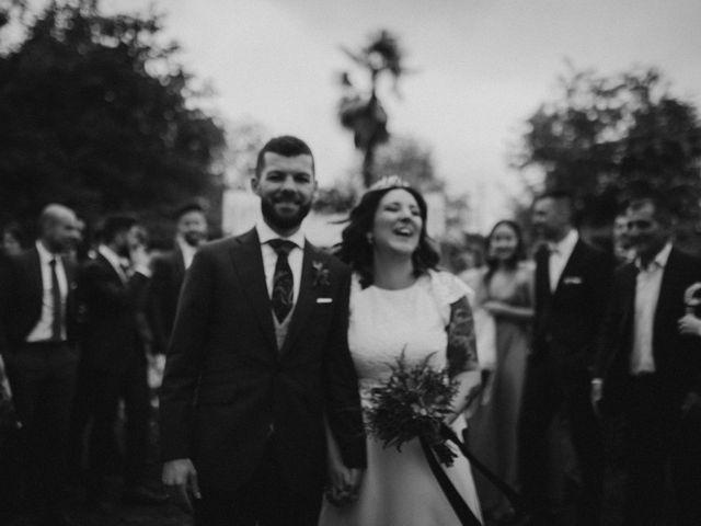 La boda de Pelayo y Sandra en Santa Ana De Abuli, Asturias 53