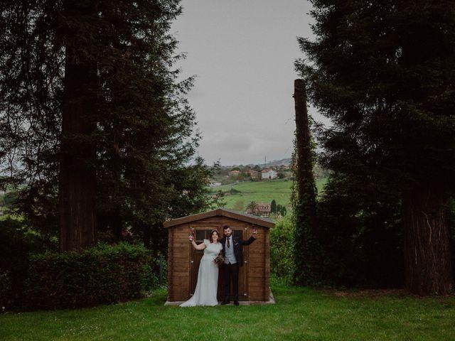 La boda de Pelayo y Sandra en Santa Ana De Abuli, Asturias 62