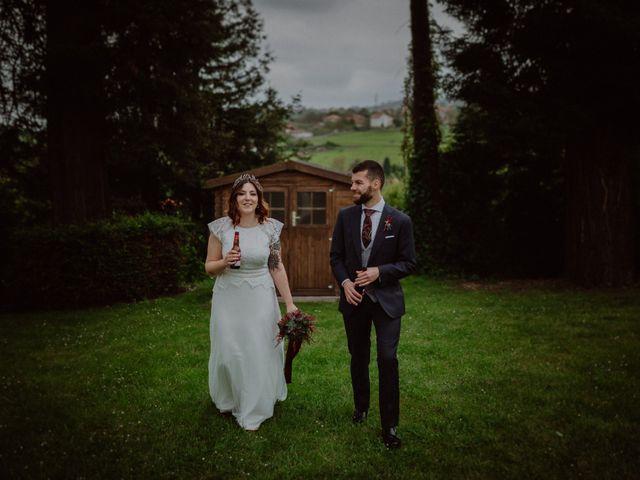 La boda de Pelayo y Sandra en Santa Ana De Abuli, Asturias 63