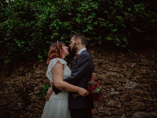 La boda de Pelayo y Sandra en Santa Ana De Abuli, Asturias 65