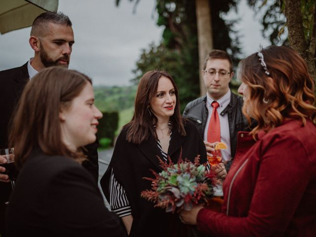 La boda de Pelayo y Sandra en Santa Ana De Abuli, Asturias 84