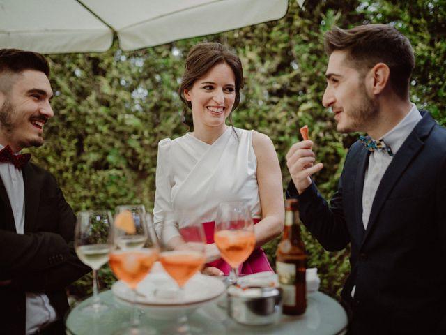 La boda de Pelayo y Sandra en Santa Ana De Abuli, Asturias 86