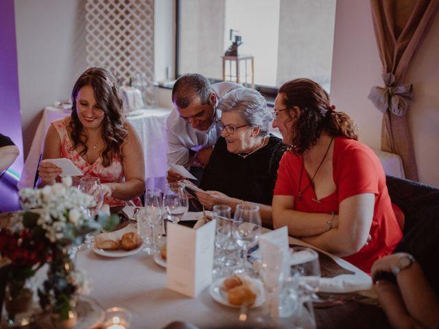 La boda de Pelayo y Sandra en Santa Ana De Abuli, Asturias 106