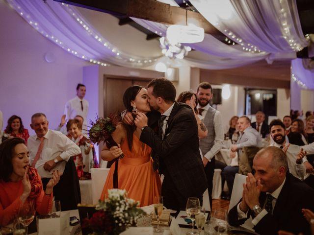 La boda de Pelayo y Sandra en Santa Ana De Abuli, Asturias 107