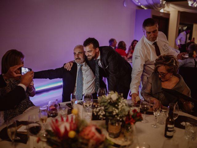 La boda de Pelayo y Sandra en Santa Ana De Abuli, Asturias 110