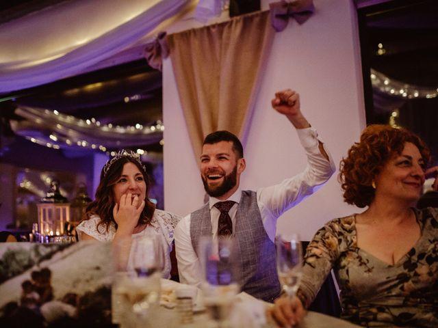La boda de Pelayo y Sandra en Santa Ana De Abuli, Asturias 116