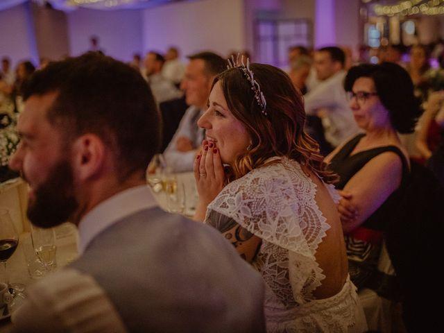 La boda de Pelayo y Sandra en Santa Ana De Abuli, Asturias 117