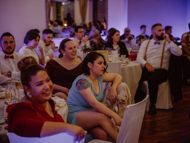 La boda de Pelayo y Sandra en Santa Ana De Abuli, Asturias 120