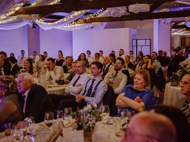 La boda de Pelayo y Sandra en Santa Ana De Abuli, Asturias 130