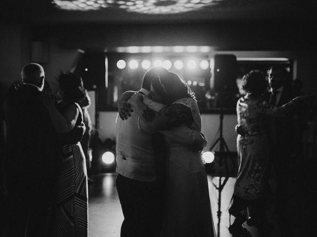 La boda de Pelayo y Sandra en Santa Ana De Abuli, Asturias 134