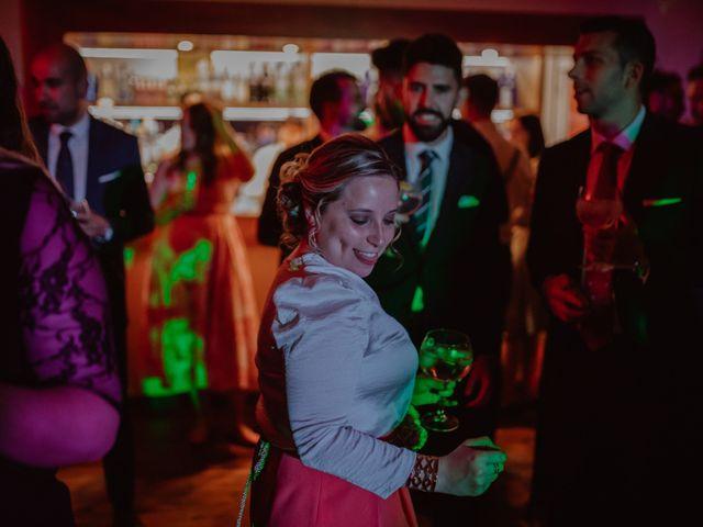 La boda de Pelayo y Sandra en Santa Ana De Abuli, Asturias 147