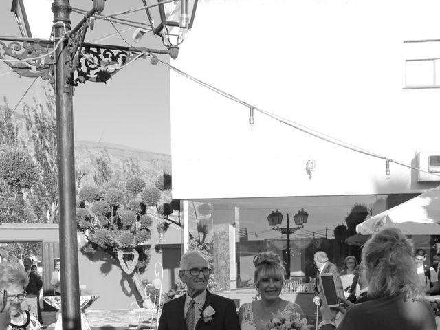 La boda de Fran y Begoña en Durcal, Granada 4