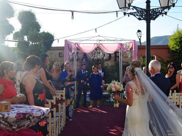La boda de Fran y Begoña en Durcal, Granada 2