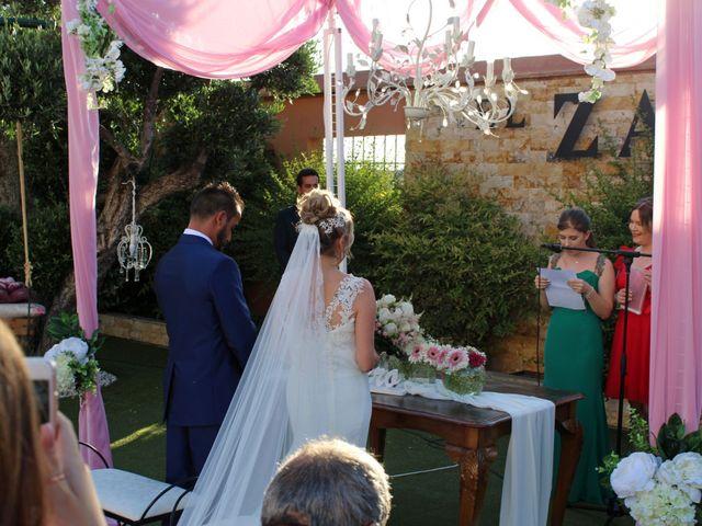 La boda de Fran y Begoña en Durcal, Granada 6