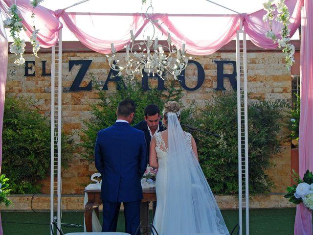 La boda de Fran y Begoña en Durcal, Granada 7
