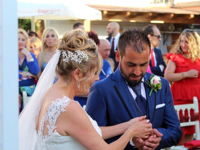 La boda de Fran y Begoña en Durcal, Granada 8