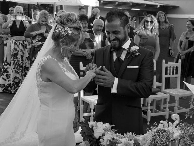 La boda de Fran y Begoña en Durcal, Granada 9