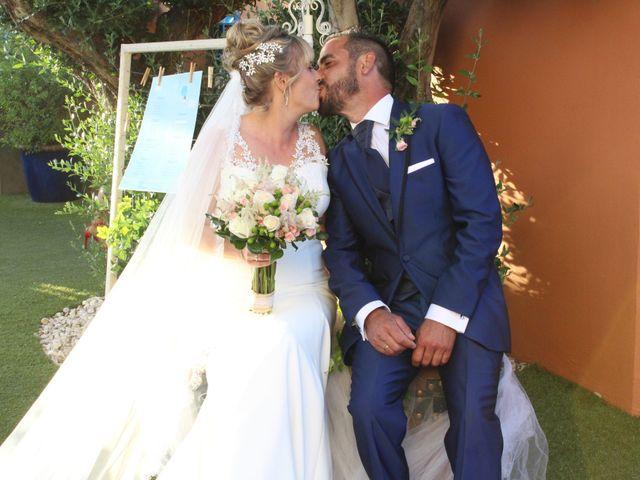 La boda de Fran y Begoña en Durcal, Granada 11