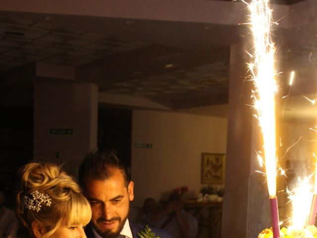 La boda de Fran y Begoña en Durcal, Granada 16