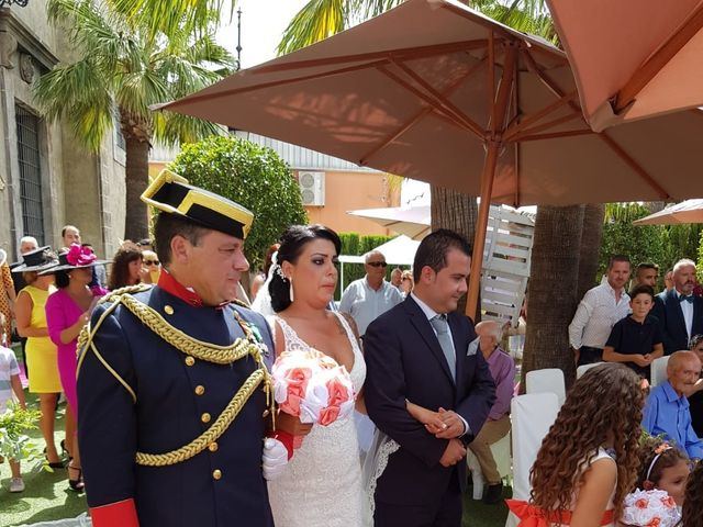 La boda de Manuel y Rosa Maria en Jerez De La Frontera, Cádiz 5